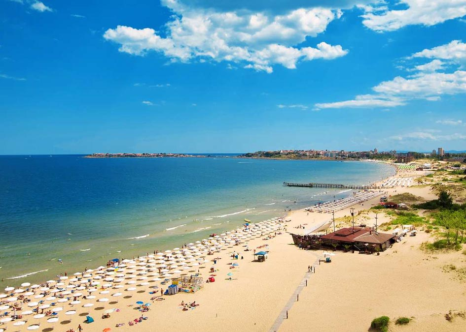 Bulg�r tengerpart