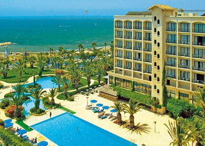 Ciprus, Larnaca: Hotel Sandy Beach 4*, all inclusive