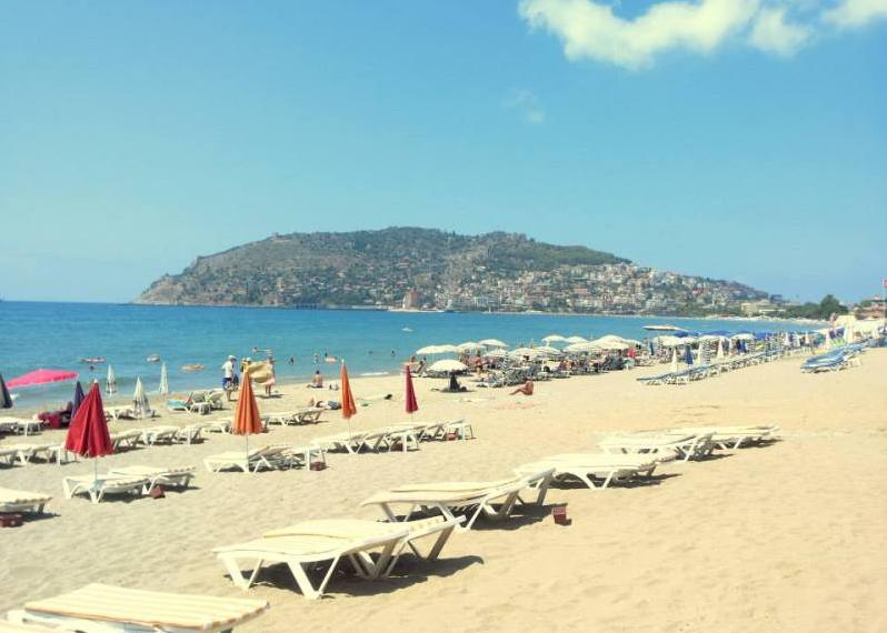 Bomba j akci! Trk Rivira, Alanya: International Hotel 3*, all inclusive