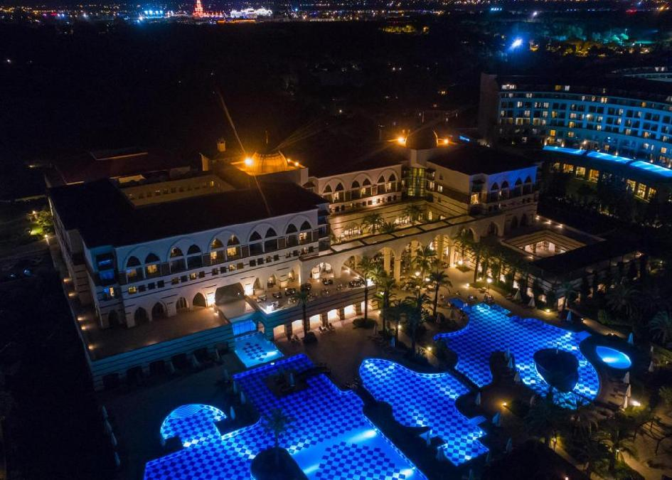 Kempinski The Dome Hotel 5*