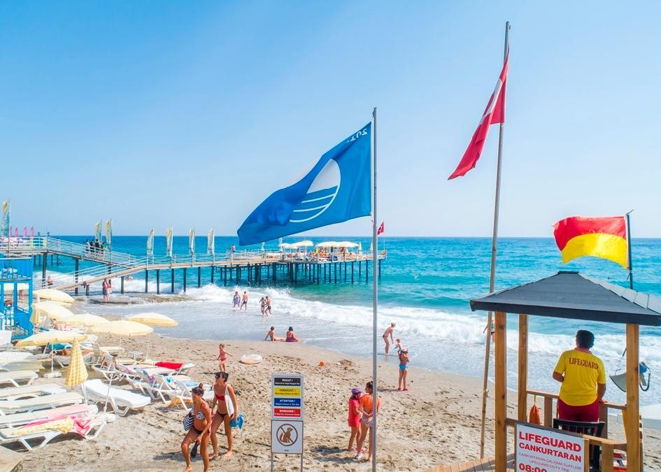 T�r�korsz�g, Alanya: Beach Club Doganay Hotel 5*, all inclusive