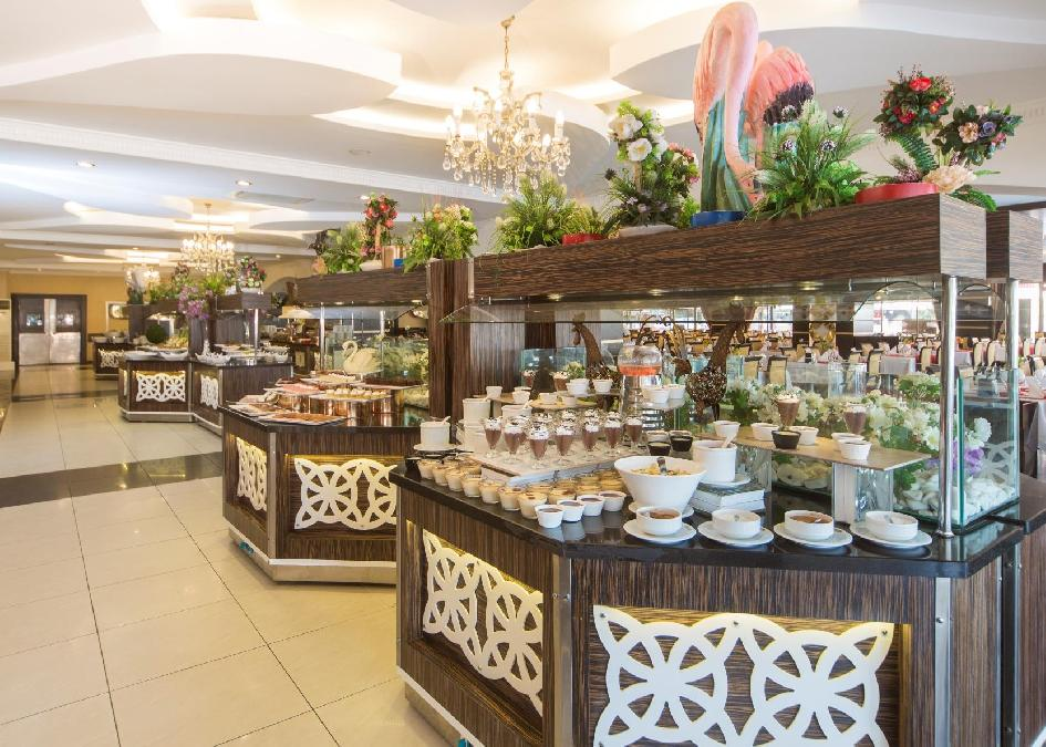 Beach Club Doganay Hotel 5*