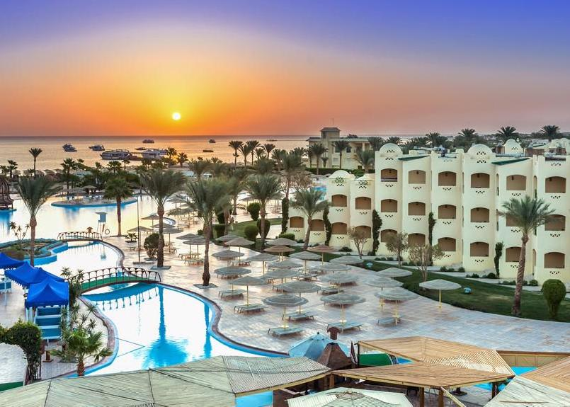 Egyiptom, Hurghada: Hotel Tia Heights Makadi Bay 5*, all inclusive