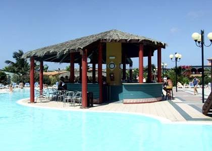 Z�ld-foki szigetek: Vila Do Farol Hotel 4*, all inclusive