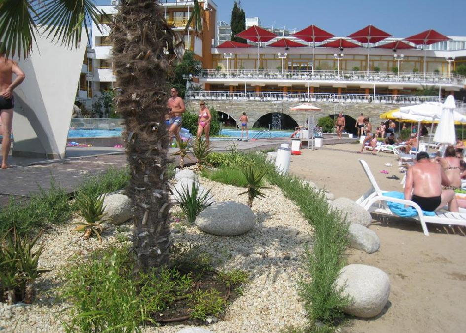 Klub Ozis Nessebar Beach Resort 3*+