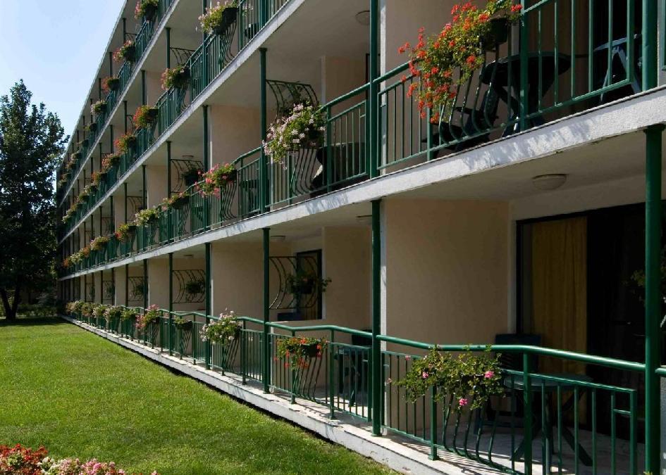 Bulg�ria, Napospart (Sunny Beach): Hotel Trakia 3*, all inclusive