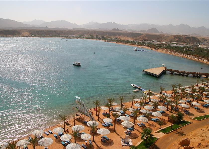 Egyiptom, Sharm el Sheikh: Sol Y Mar Sharks Bay 4*, all inclusive