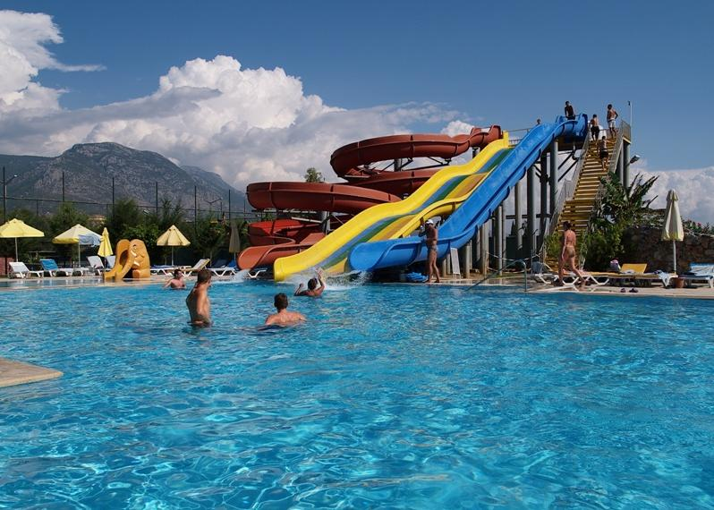 T�r�korsz�g, Alanya: Sunset Beach Hotel 5*, all inclusive, 2 h�t