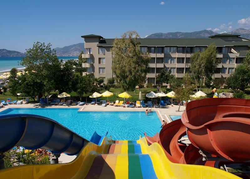T�r�korsz�g, Alanya: Sunset Beach Hotel 5*, all inclusive