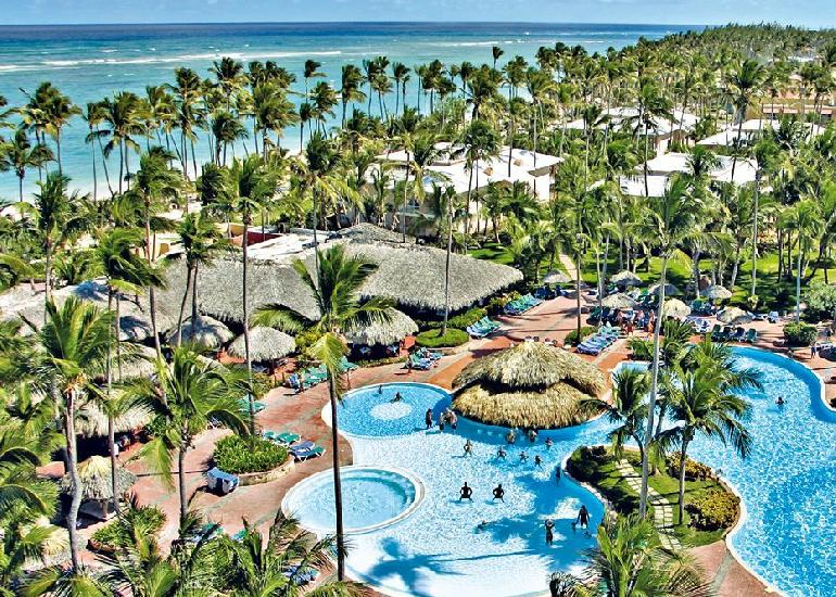 Dominika: Grand Palladium Punta Cana Resort & Spa 5*, all inclusive (Madridb�l charterrel)