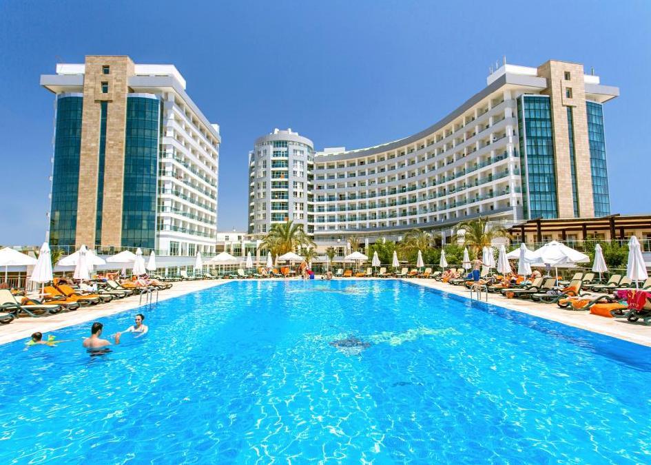 T�r�korsz�g, Antalya, Lara Beach: Hotel Sherwood Breezes 5*, all inclusive