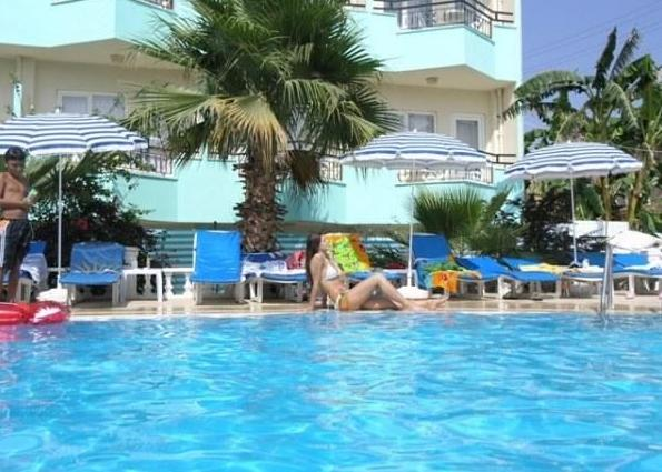 T�r�korsz�g, Side: Semoris Hotel 3*, all inclusive