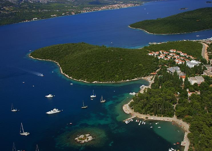 Horvtorszg, Korcula: Hotel Bon Repos 2*,  fs apartman