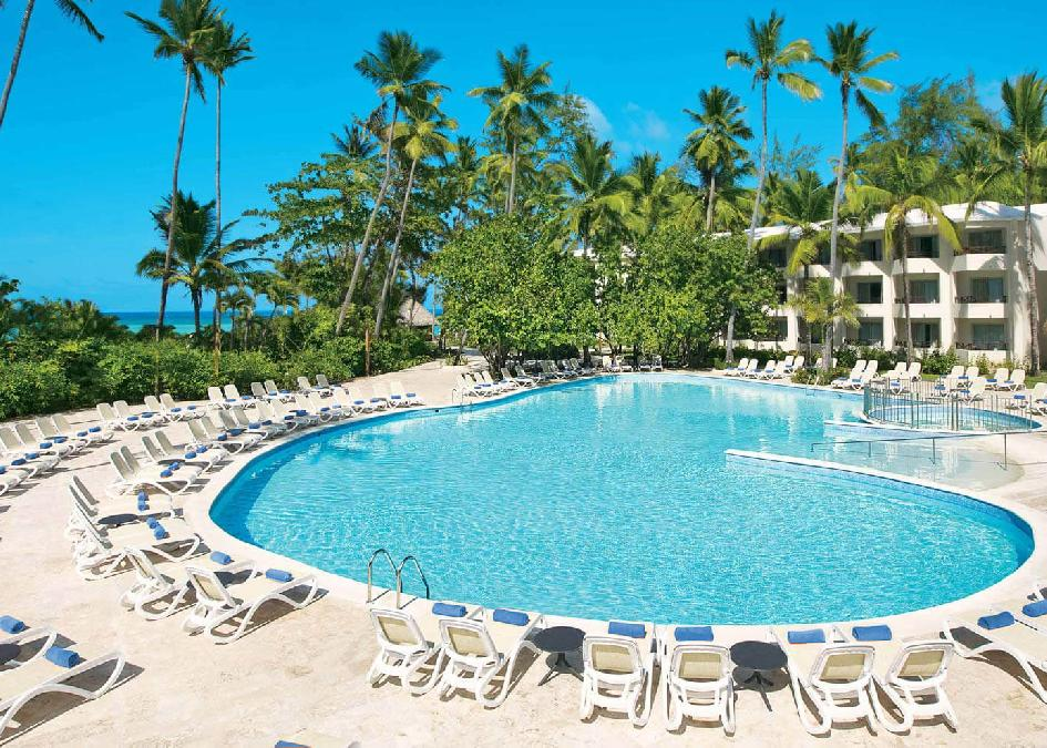 Hotel Barcelo Dominican Beach 4*