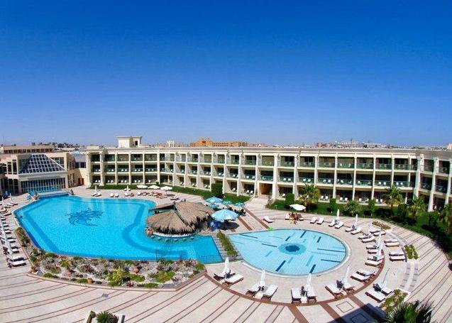 Marriott Hurghada Beach Resort 5*