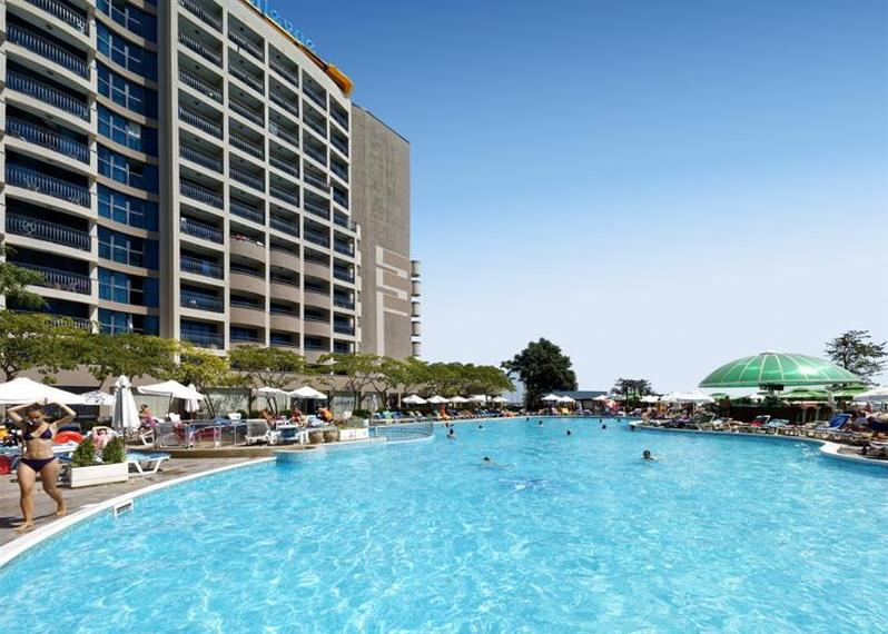 Hotel Bellevue Beach 4*
