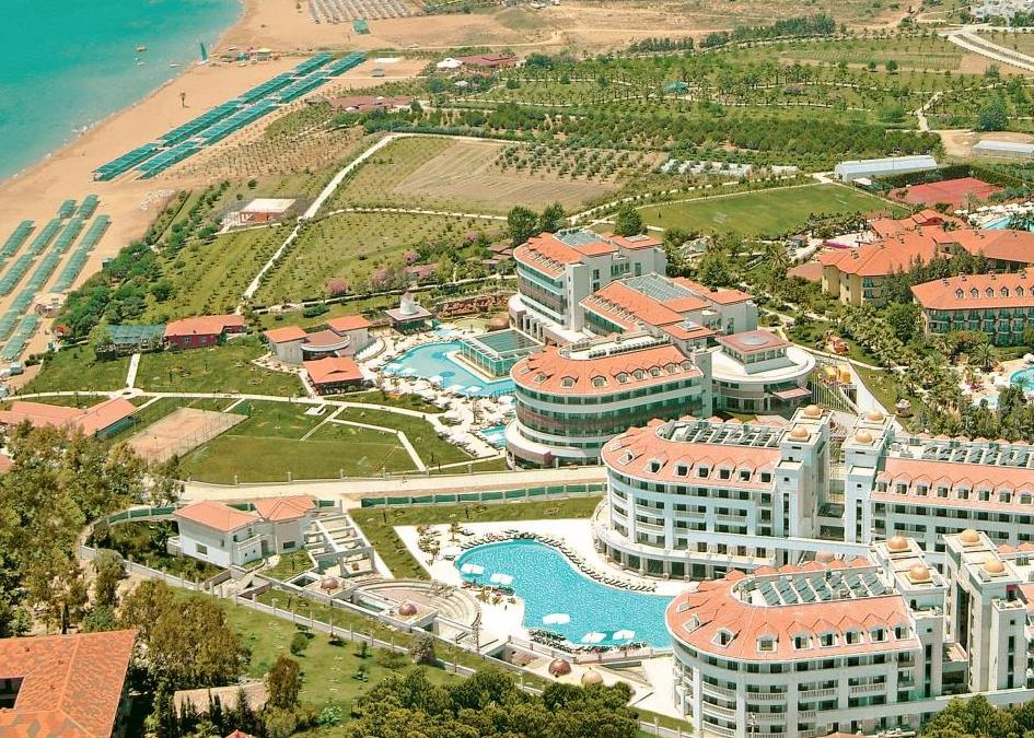 Alba Queen Resort 5*