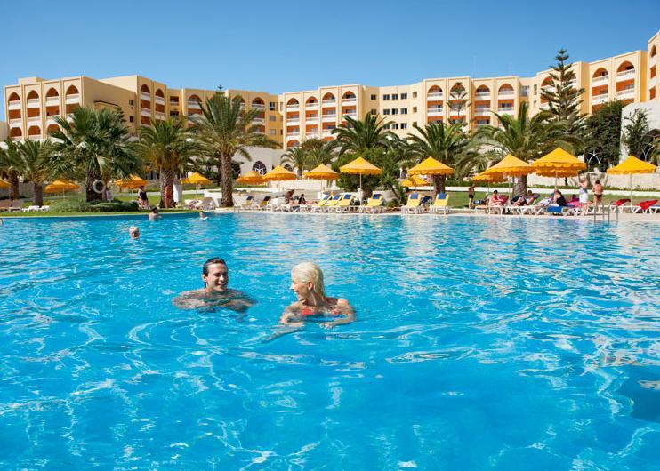 Hotel Riu Imperial Marhaba 4*
