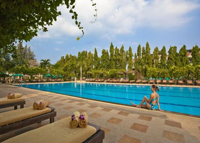 Pinnacle Grand Jomtien Resort & Spa 4*