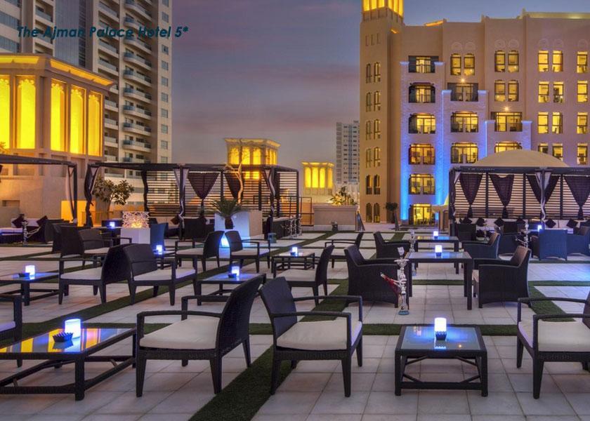 Dubai Auris Hotel 5* & Ajman Palace 5*