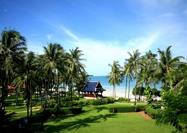 Centara Grand Beach Resort Samui 5*