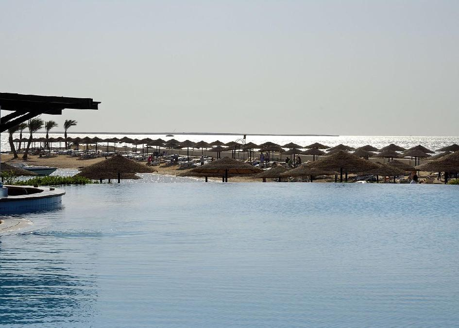 Grand Plaza Resort Hurghada 4*