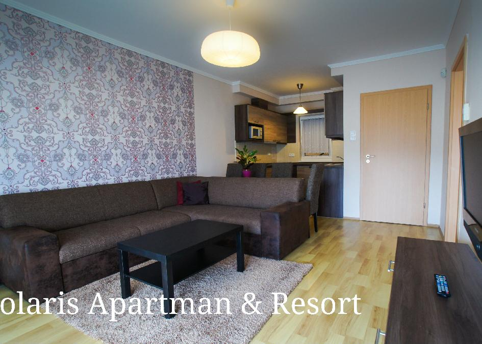 Solaris Apartman & Resort Cserkeszőlő