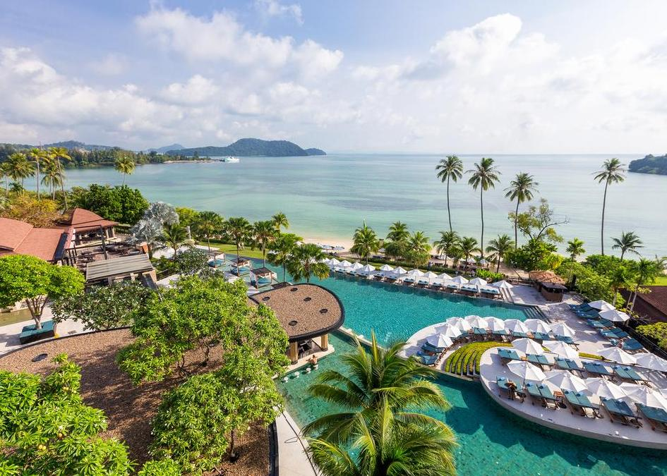 Pullman Phuket Panwa Beach Resort 4*