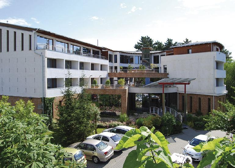 Residence Balaton 4*superior Conference & Wellness Hotel