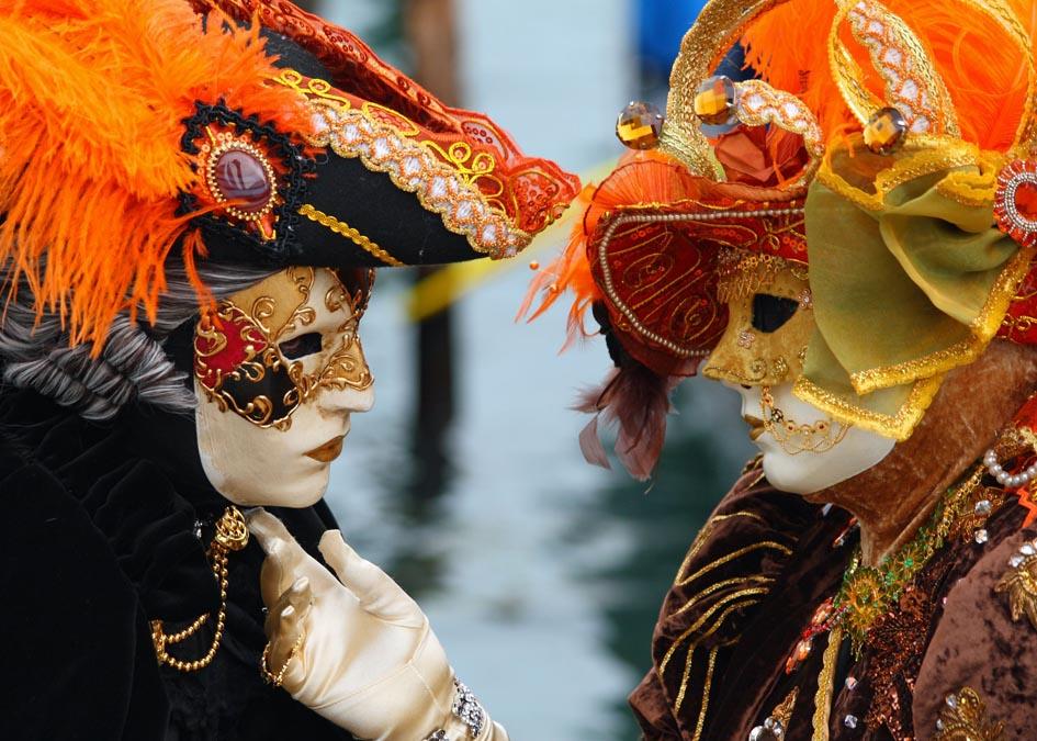 Velencei karnev�l