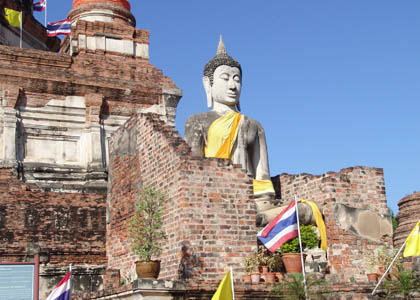 Thaif�ld-a T�vol-Kelet var�zsa II. - nagy thaif�ldi k�rutaz�s