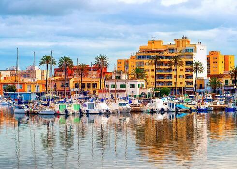 Mallorca, Ca`n Pastilla: Gala/miraflores 2*