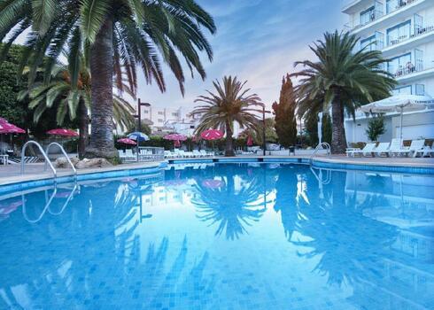 Mallorca, Palma de Mallorca: Vista Blava 3*
