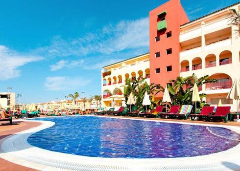 Teneriffa, Costa Adeje: Hotel Jacaranda 4*, all inclusive