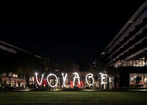 T�r�korsz�g, Belek: Voyage Belek 5*, all inclusive, 11-12 nap