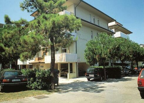 Olaszorsz�g, Bibione: Appartements Villa Rosanna, 3 f�s apartman
