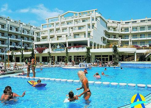 Costa Brava, Santa Susanna: Aquahotel Aquamarina 3*