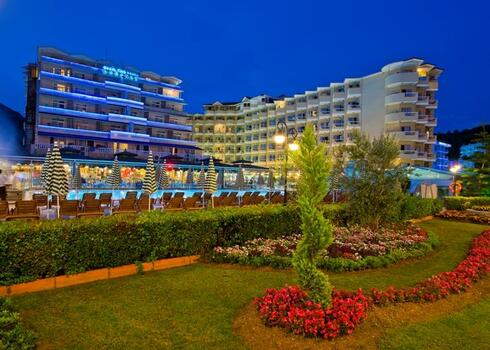 T�r�korsz�g, Alanya: Beach Club Doganay Hotel 5*, all inclusive