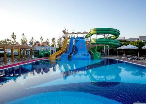 T�r�korsz�g, Antalya, Lara: Fame Residence Lara Spa & Resort Hotel 5*, all inclusive