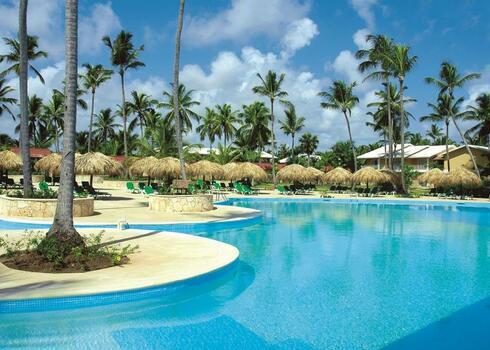 Dominikai K�zt�rsas�g, Punta Cana: Grand Palladium Palace Resort Spa & Casino 5*, all inclusive