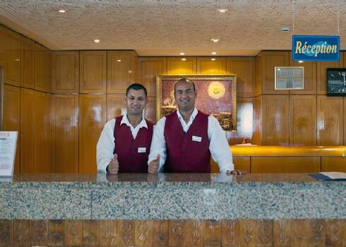 Tunézia, Port El Kantaoui: El Mouradi Club Selima 3*, all inclusive