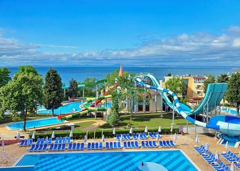 Bulg�ria, Nessebar: Hotel Sol Nessebar Bay 4*, all inclusive