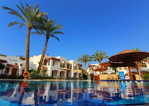 Egyiptom, Sharm el Sheikh: Coral Hills Resort 4*, all inclusive