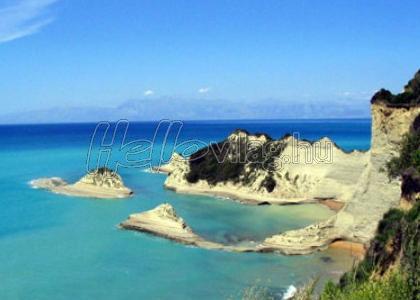 Korfu, Sidari: Alkion 3*