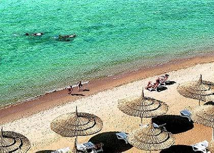 Egyiptom, Sharm el Sheikh: Reef Oasis Beach Resort 4*, all inclusive
