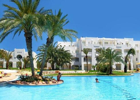 Tunézia, Djerba: Vincci Djerba Resort 4*, all inclusive