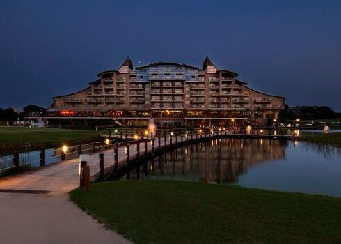 T�r�korsz�g, Belek: Sueno Golf Belek 5*, all inclusive