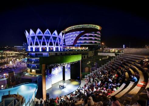 T�r�korsz�g, Alanya: Granada Luxury Resort & Spa 5*, all inclusive