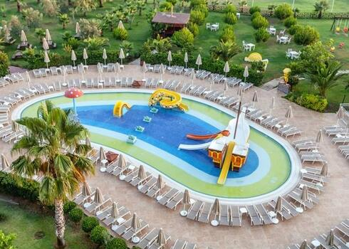 Törökország, Side: Sea World Resort & Spa 5*, all inclusive