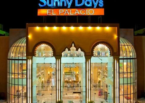 Egyiptom, Hurghada: Sunny Days El Palacio 3*+, all inclusive